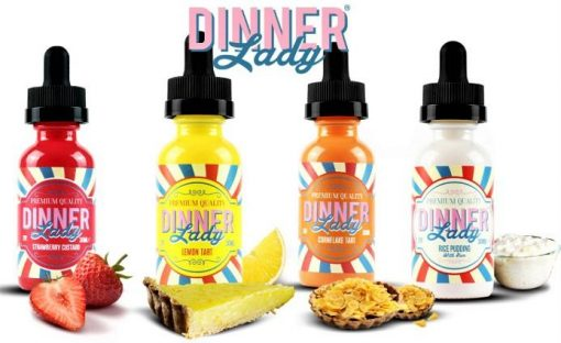 dinner lady ejuice canada x
