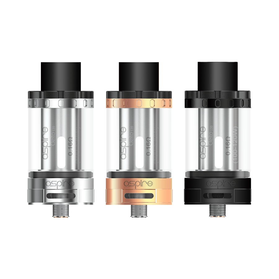 aspire cleito colours