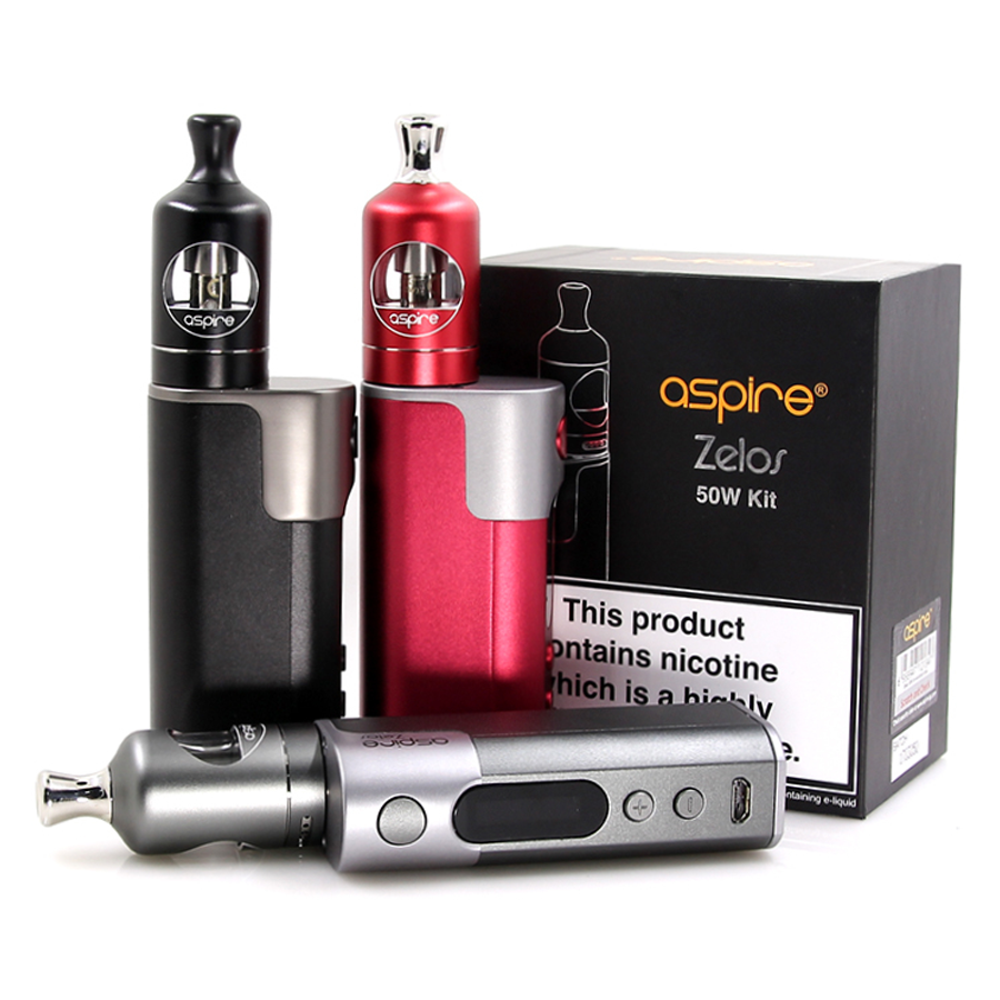 aspire zelos colour options with box