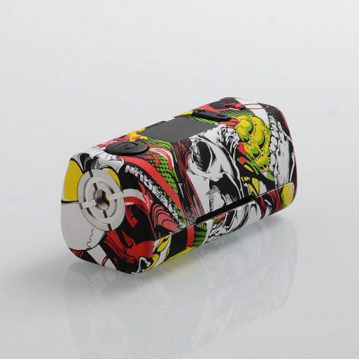 authentic hugo vapor rader mage w tc vw variable wattage box mod graffiti w x