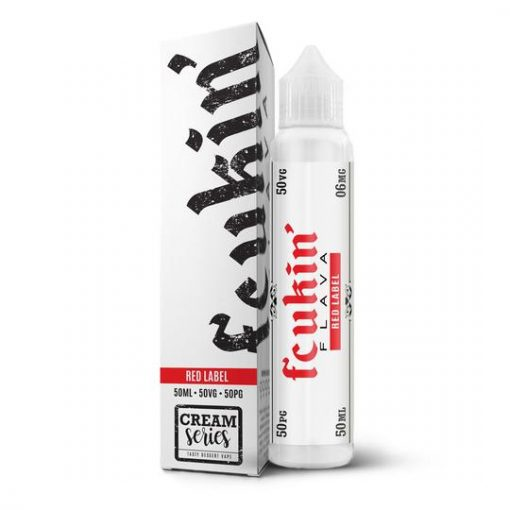 ff ml redlabel cream x