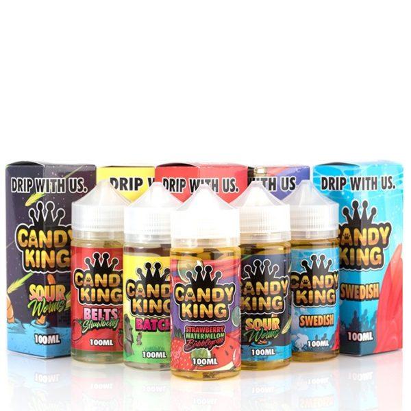 candy king dripmore x