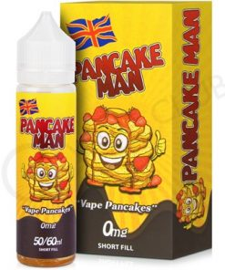 pancake man eliquid by vape breakfast classics ml