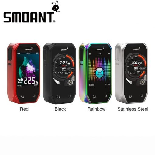 Original W Smoant Naboo TC Box MOD with colorful inch screen updated Ant chip jpg x