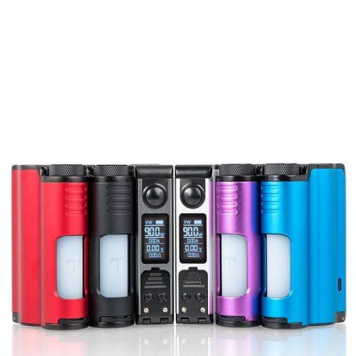 dovpo x tvc topside w squonk box mod alll colors