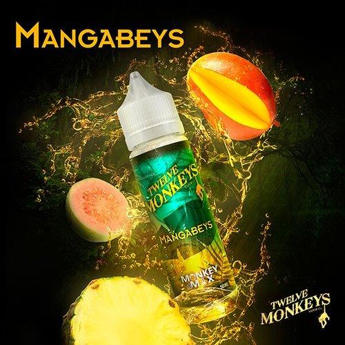e liquide mangabeys de twelve monkeys ml