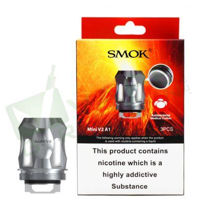 smok mini v a mesh coils ohm coils pack