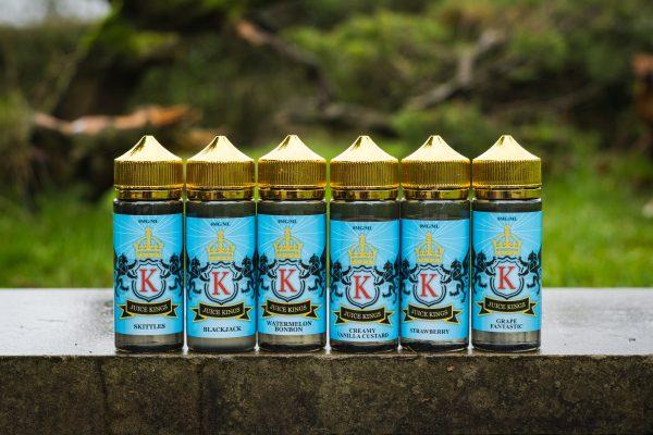 Juice Kings shoot of
