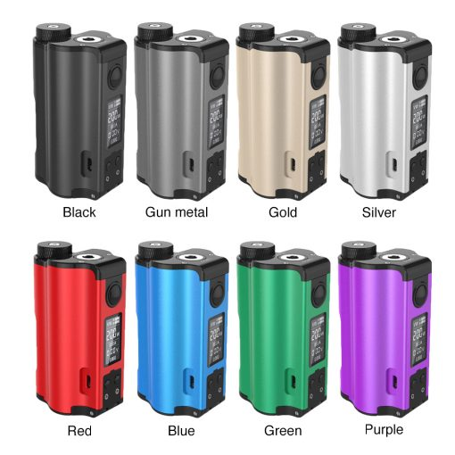 DOVPO Topside Dual W Top Fill TC Squonk MOD eabd