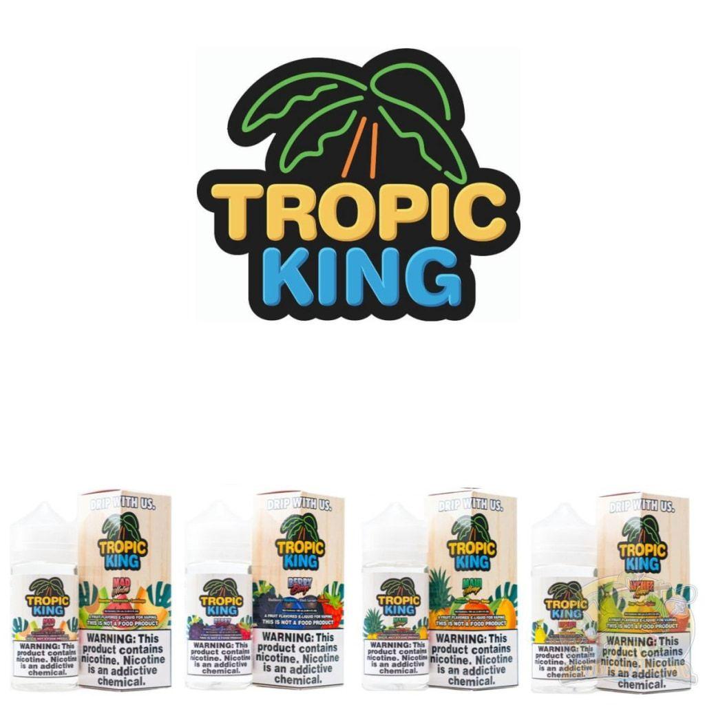 tropic king e juice ml thv distribution inc