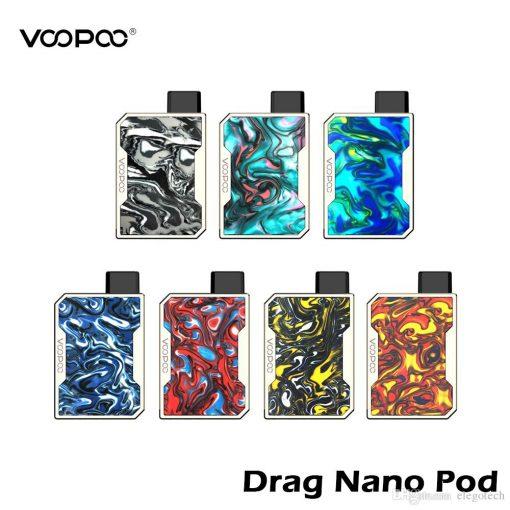voopoo drag nano pod kit built in mah