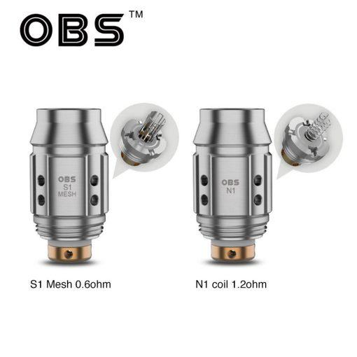 OBS Cube Mini Coil