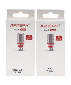 Artery Pal Coils