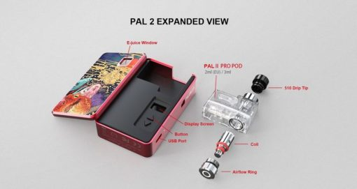 Artery Pal Pro Pod System Kit