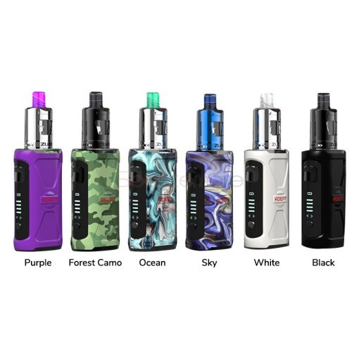 innokin adept kit with zlide tank full colors