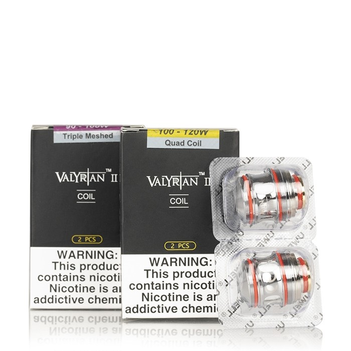 uwell valyrian ii replacement coils
