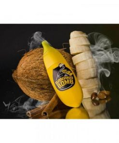 Banana Bomb Magnes E Juice Liquid ml mg MF x