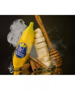 Del Banana Magnes E Juice Liquid ml mg MF x