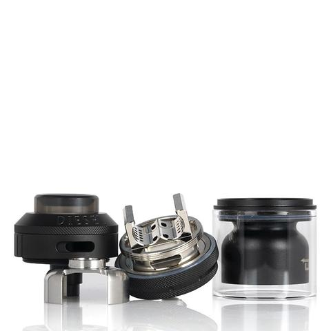 timesvape x ambitionz vaper diesel mm rta structure large