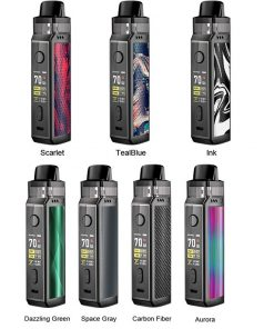 VOOPOO VINCI X Mod Pod System Kit Colors