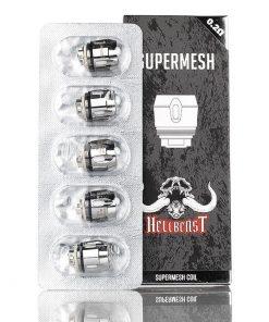 hellvape hellbeast h ohm supermesh coils x pack p
