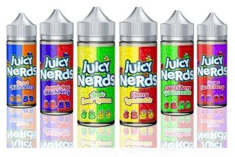 Juicy Nerds ml Shortfill