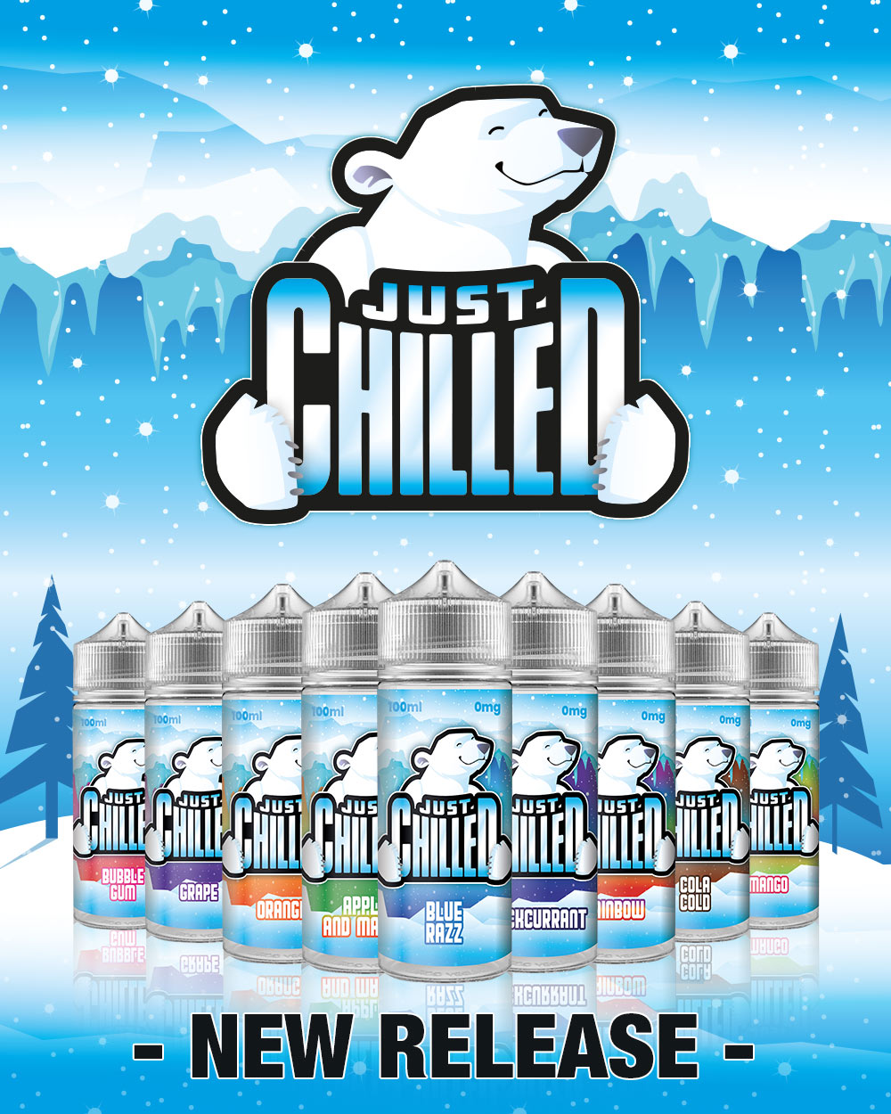 Just Chilled Promotional Image