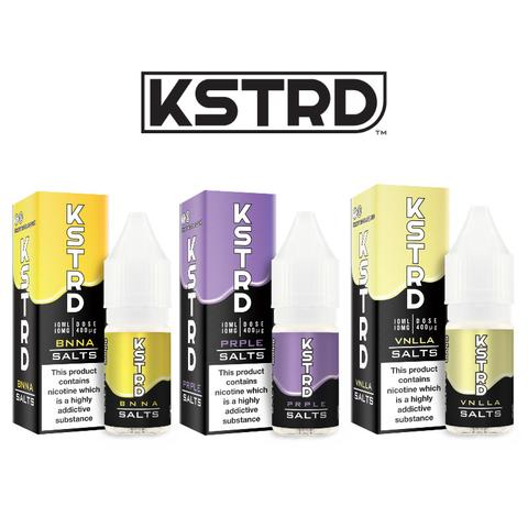 Kstrd Nic Salts UK