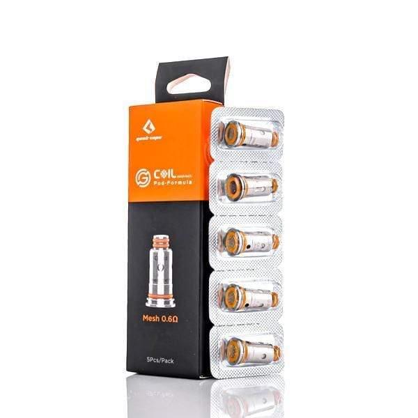 coil geekvape g coils aegis pod kit five pack ohm