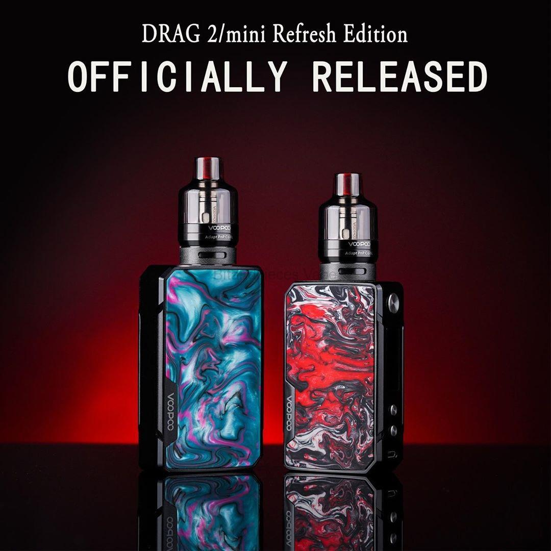 drag mini refresh edition is officially