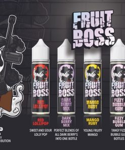 Fruit Boss eLiquid Banner