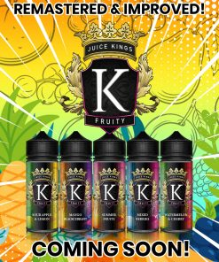Juice Kings Fruity W