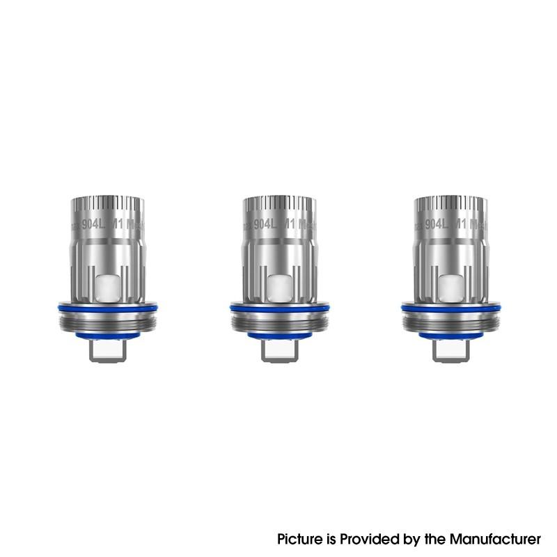 authentic freemax l m mesh coil head for m pro tank m pro tank vape atomizer maxus w kit ohm pcs